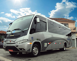 Micro ônibus para eventos