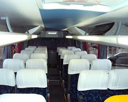 Micro ônibus para excursões
