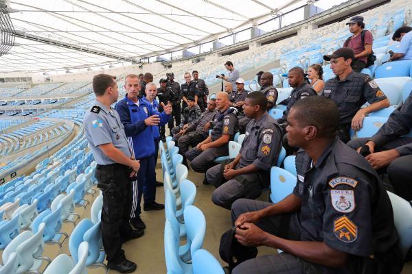 olimpíadas segurança